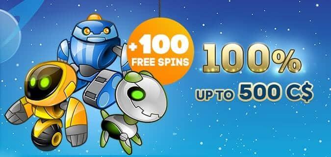 PlayAmo First Deposit Bonus